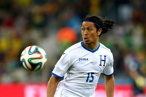 Espinoza named to Honduras roster for qualifying