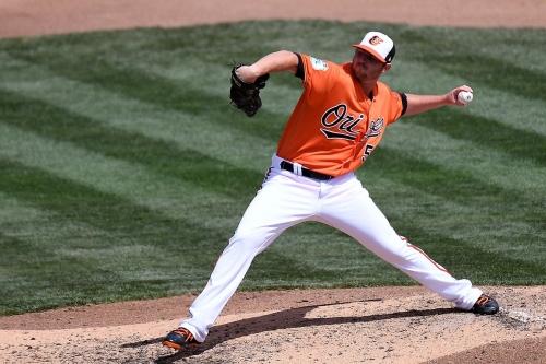 Orioles spring training: Zach Britton, Chris Davis return, others still recovering