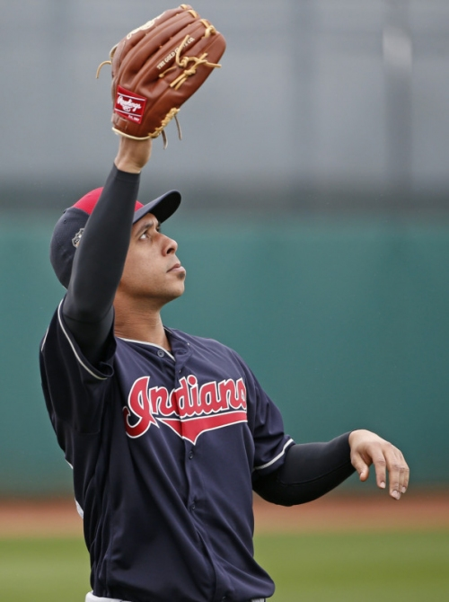 Indians' Michael Brantley to make Cactus League debut Wednesday