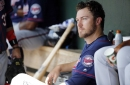 """Phil Hughes held his annual """"The Bachelor"""" party for his Twins teammates"""