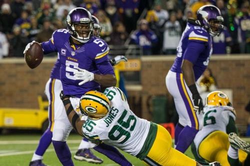 Vikings sign former Packers first-round pick Datone Jones