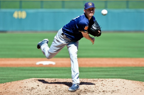 Milwaukee Brewers Play Chicago Cubs to 7-7 Draw