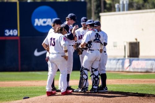 Arizona baseball: Wildcats hang tight in national rankings before Pac-12 play