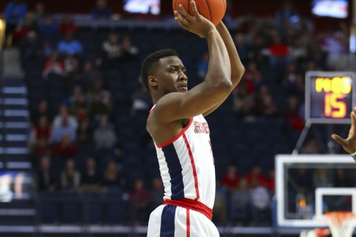 NIT Tournament 2017: Ole Miss moves on with a 91-83 win over Monmouth