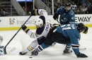 Pavelski scores 2 in Sharks' 4-1 win over Sabres The Associated Press