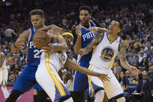 Sixers Win Moral Victory At Golden State