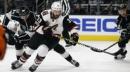 Pavelski scores 2 in Sharks' 4-1 win over Sabres