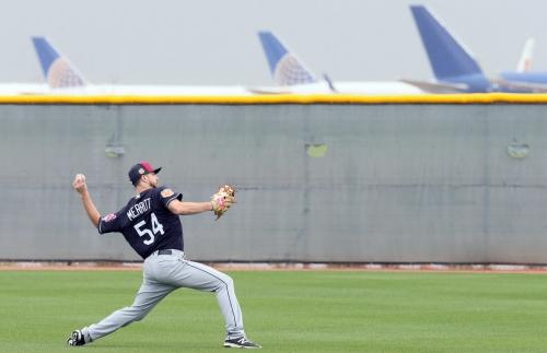 Cleveland Indians pitcher Ryan Merritt hoping to be sensational, not just an overnight sensation