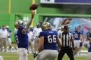 Dane Evans recaps his experience at Tulsa's pro day