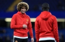 Manchester United midfielder Marouane Fellaini explains why Reds are feeling confident