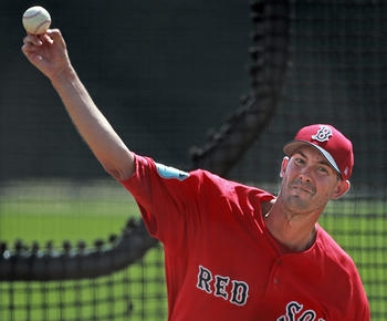 Red Sox name Rick Porcello Opening Day starter