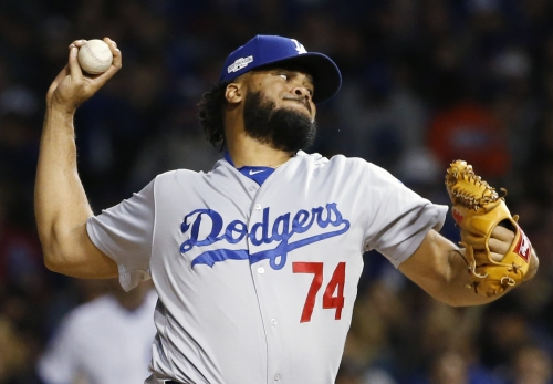 Dodgers closer Kenley Jansen to pitch in WBC for Netherlands The Associated Press