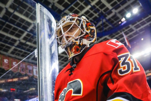 Projected Lines: Calgary Flames vs Boston Bruins