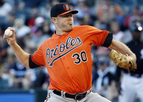 Tillman still out, but Orioles feel they have other options The Associated Press