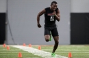 Georgia's pro day attracts big turnout from Falcons The Associated Press