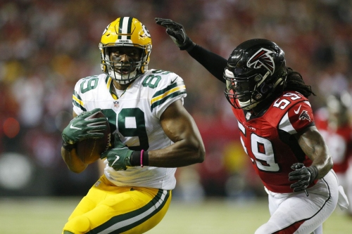 Report: Free agent tight end Jared Cook scheduled to meet with Raiders