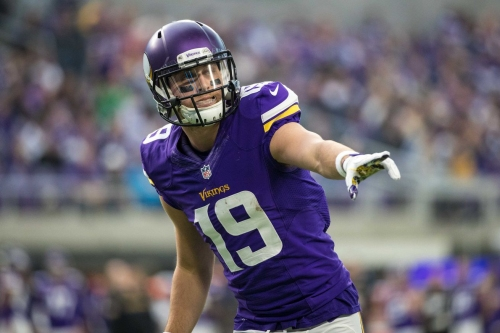 Report: Adam Thielen re-signs with Vikings