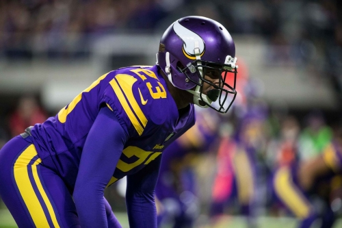 Terence Newman re-signs with Vikings