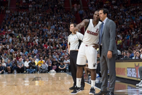 The Heat were open-minded about Waiters, and the risk paid off