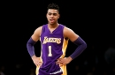 Lakers News: D'Angelo Russell left out of starting lineup again