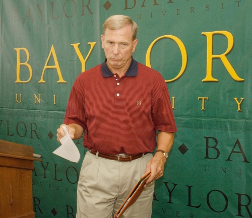 Film featuring ex-Baylor hoops coach Dave Bliss likely to negatively impact scandal-ridden school