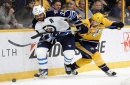 Byfuglien's play mirrors that of Jets