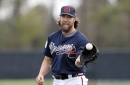 Braves spring training: R.A. Dickey not concerned about early struggles
