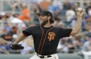 Madison Bumgarner in mid-season form in mid-March: 6 innings, 1 hit