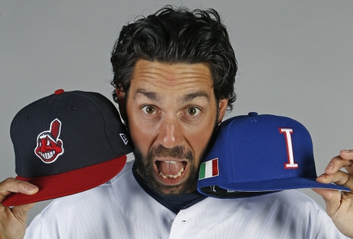 Chris Colabello, Giovanny Urshela out of WBC frying pan and into spring-training fire