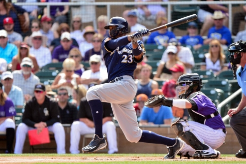 Milwaukee Brewers suffer walk-off defeat to Rockies, 5-4