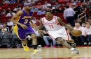 Williams, Harden send Rockets to 139-100 win over Lakers The Associated Press