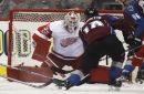 Matt Duchene scores as Avalanche beat Red Wings at home