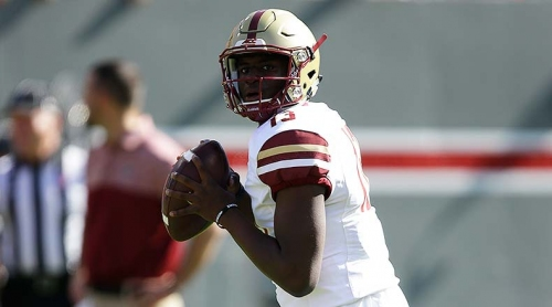 Boston College Eagles 2017 Spring Football Preview