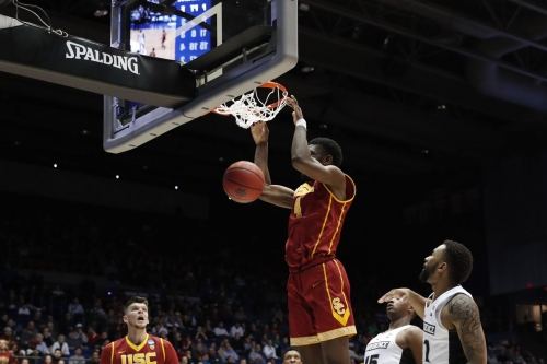 2017 NCAA Tournament First Four: USC Trojans defeat Providence Friars 75-71