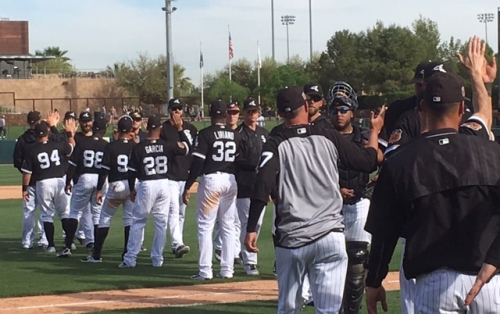 Four homers power White Sox past Royals