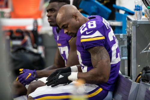 Adrian Peterson and the Raiders would be a perfect match