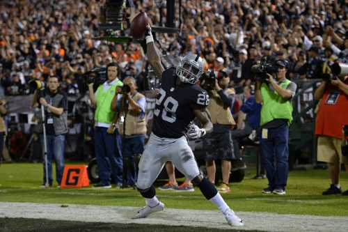 What's next for the Raiders after the departure of Latavius Murray?