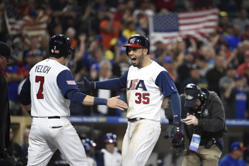 WBC Roundup: Americans shock Venezuela with late-inning comeback