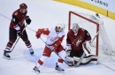 Arizona Coyotes return home to host Detroit Red Wings