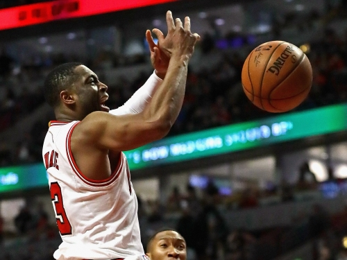 Dwyane Wade out for rest of season with elbow injury The Associated Press