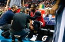 Dwyane Wade fractures elbow to end season