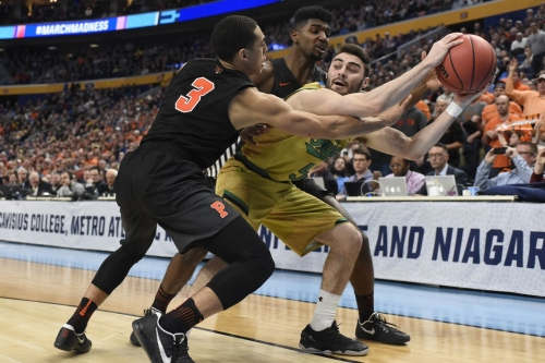 Notre Dame vs Princeton Game Recap: Irish win 60-58 and survive 5th seed curse