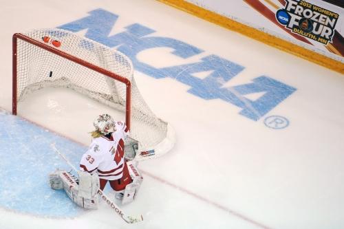 Boston College vs. Wisconsin Women's Hockey: A History