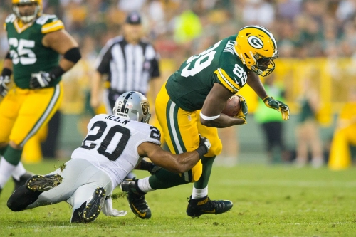 Former Packers TE Jared Cook agrees to contract with Oakland Raiders, per report