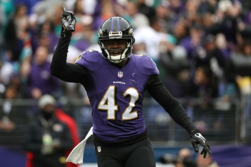 Chiefs sign free agent safety Marqueston Huff