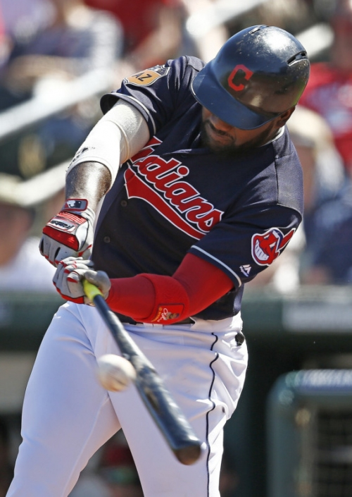 Indians 6, A's 5: Austin Jackson has two hits, three RBI in win over A's