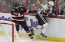 Panik's late power-play goal lifts Blackhawks past Senators The Associated Press