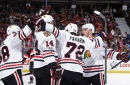 Blackhawks vs. Senators final score 2017: Richard Panik lifts Chicago past Ottawa for 3rd straight win