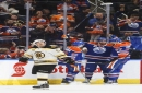 Maroon scores twice, Oilers thump Bruins 7-4 The Associated Press