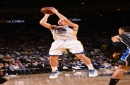 Thompson scores 21 in 1st, Warriors roll past Magic 122-92 The Associated Press